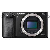 Sony Alpha A6000 černý, tělo - Digitální fotoaparát