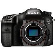 Sony Alpha A68 tělo - Digitální fotoaparát