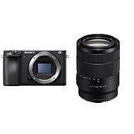 Sony Alpha A6400 + 18-135mm OSS černá - Digitální fotoaparát