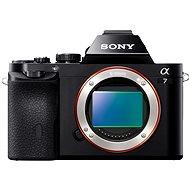 Sony Alpha A7 tělo - Digitální fotoaparát