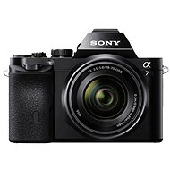 Sony Alpha A7 + objektiv 28-70mm - Digitální fotoaparát