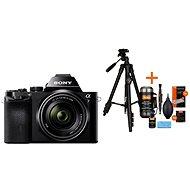 Sony Alpha A7 + objektiv 28-70mm + Rollei Foto Starter Kit 2 - Digitální fotoaparát
