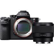 Sony Alpha A7R II tělo + objektiv FE 50mm f/1.8 - Digitální fotoaparát