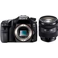SONY Alpha 77M II + objektiv 16-50mm - Digitální fotoaparát