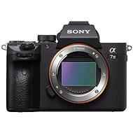 Sony Alpha A7 III tělo - Digitální fotoaparát