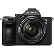 Sony Alpha A7 III + FE 28-70mm OSS - Digitální fotoaparát