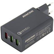 AVACOM HomeMAX 2 s Qualcomm Quick Charge 2.0 černá - Nabíječka