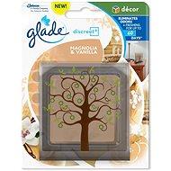 GLADE by Brise Discreet Decor Vanilka 8 g - Osvěžovač vzduchu