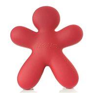 Mr&Mrs Fragrance Niki červená – Pepper Mint - Vůně do auta