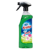 KRYSTAL olejový osvěžovač zelený 0,75 l - Osvěžovač vzduchu