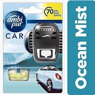 AMBI PUR Car Ocean Mist 7 ml, komplet, strojek s náplní - Vůně do auta