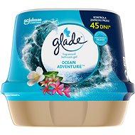 GLADE vonný gel do koupelny - Ocean Adventure 180g