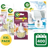 AIR WICK Electric Air Freshener with Refills (3x19ml)