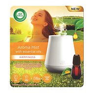 AIR WICK Aroma Vaporizer, White + Refill - Happy Moments
