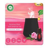 AIR WICK Aroma Vaporiser, Black + Refill - Seductive Scent of Rose