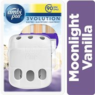 AMBI PUR 3vol strojek + náplň Moonlight Vanilla 20 ml - Osvěžovač vzduchu