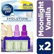 AMBI PUR 3Volution Moonlight Vanilla Scented Vaporizer 2 x 20ml - Air Freshener