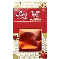 GLADE Discreet Cozy Apple & Cinnamon 8 g - Osvěžovač vzduchu