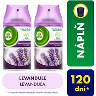 AIR WICK Freshmatic náplň Levandule 2 × 250 ml