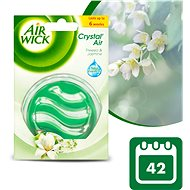 AIR WICK Crystal Air Bílé květy frézie 6,5 g - Osvěžovač vzduchu