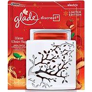 GLADE Discreet Electric Jablko a skořice 1 + 8 gr - Osvěžovač vzduchu