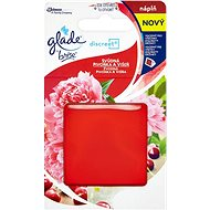 GLADE Discreet Seductive Peony and Morello Cherry 8g - Air Freshener