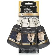 YANKEE CANDLE Car Jar Midsummer's Night 3 pcs - Car Air Freshener