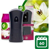 AIR WICK Spray Set Fine satin and Moon Lily 250ml - Air Freshener