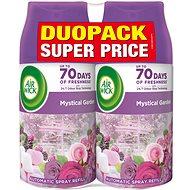 AIR WICK Freshmatic Refill DUO Mysterious Garden 2× 250ml - Air Freshener
