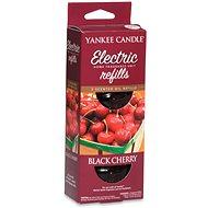 YANKEE CANDLE Black Cherry Electric - náhradní náplň 18,5 ml - Osvěžovač vzduchu