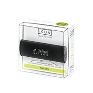 MILLEFIORI MILANO Icon Oxygen Black - Vůně do auta