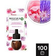 Botanica by Air Wick Electric náplň Exotická růže a africká pelargónie 19 ml - Osvěžovač vzduchu