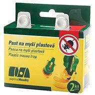 PAPÍRNA MOUDRÝ Past na myši plastová 2 ks - Past na myši