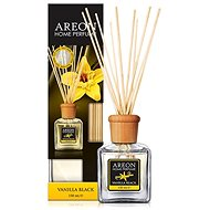 AREON Home Perfume Vanilla Black 150 ml - Vonné tyčinky