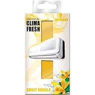 AREON Clima Fresh - Sweet Vanilla - Osvěžovač vzduchu