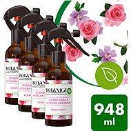 Botanica by Air Wick Exotická růže a africká pelargónie 4 × 237 ml - Osvěžovač vzduchu