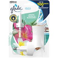 GLADE Electric Holder Exotic Tropical Blossoms 20 ml