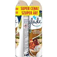 GLADE Aerosol Sensual Sandalwood & Jasmine 2 × 300 ml - Air Freshener