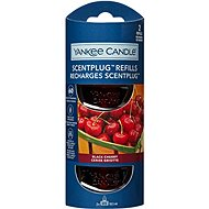 YANKEE CANDLE Black Cherry náplň 2× 18,5 ml