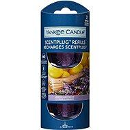 YANKEE CANDLE Lemon Lavender náplň 2× 18,5 ml - Osvěžovač vzduchu