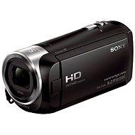 Sony HDR-CX240EB černá - Digitální kamera