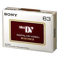 Sony DVM63HDV - Kazeta