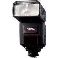 SIGMA EF-610 DG SUPER NA-iTTL Nikon - Blesk