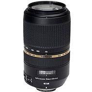 TAMRON SP AF 70-300mm f/4-5,6 Di VC USD pro Nikon - Objektiv