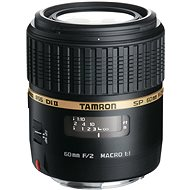 TAMRON SP AF 60mm f/2.0 Di-II pro Canon LD (IF) Macro 1:1 - Objektiv