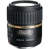 TAMRON SP AF 60mm f/2.0 Di-II pro Nikon LD (IF) Macro 1:1 - Objektiv