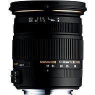 SIGMA 17-50mm f/2.8 EX DC HSM Pentax - Objektiv