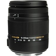 SIGMA 18-250mm f/3.5-6.3 DC MACRO HSM Pentax - Objektiv