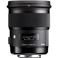 SIGMA 50mm F1.4 DG HSM ART Sigma - Objektiv