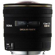 SIGMA 4,5mm f/2.8 EX DC CIRCULAR rybí oko HSM pro Canon - Objektiv